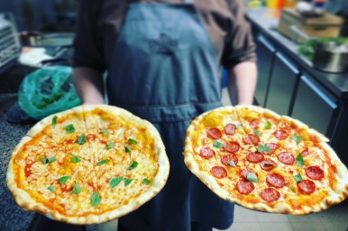 Pizza - restaurace České Budějovice